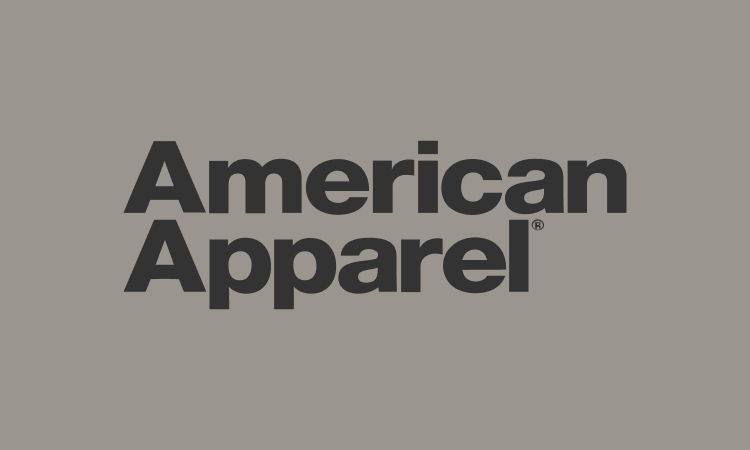 American Apparel gift cards