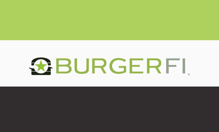 BurgerFi gift cards