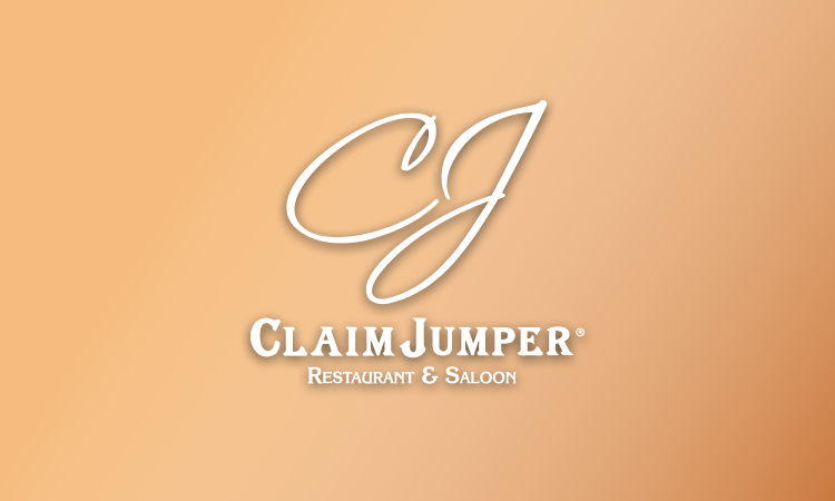Claim Jumper Restaurants gift cards