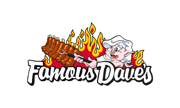 Famous Dave's BBQ gift cards