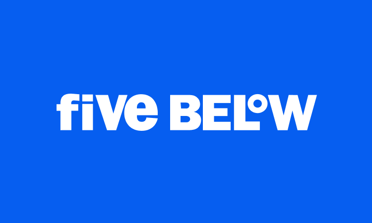 Five Below gift cards