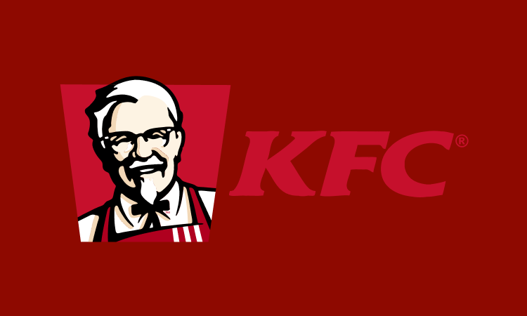 KFC gift cards