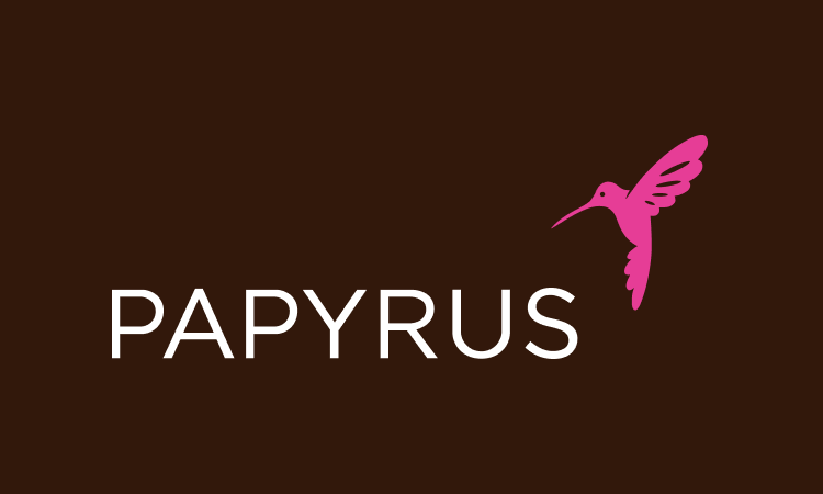 Papyrus gift cards