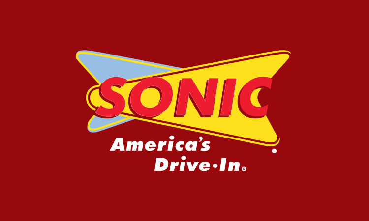 Sonic gift cards