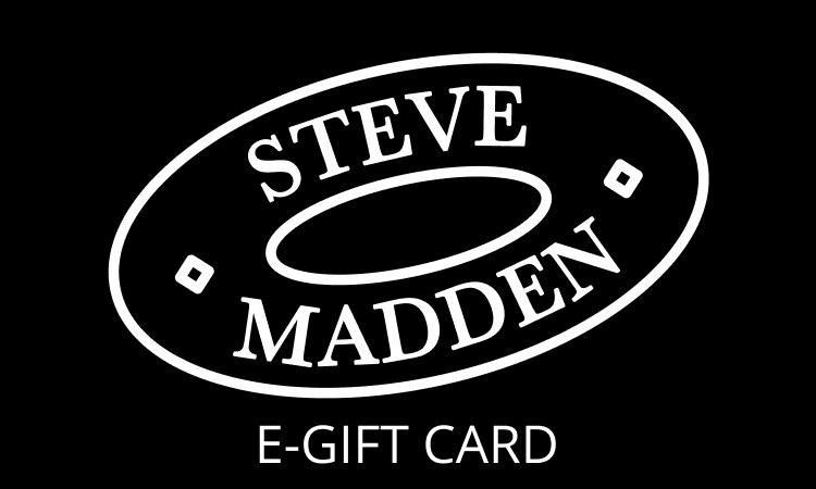 Steve Madden gift cards